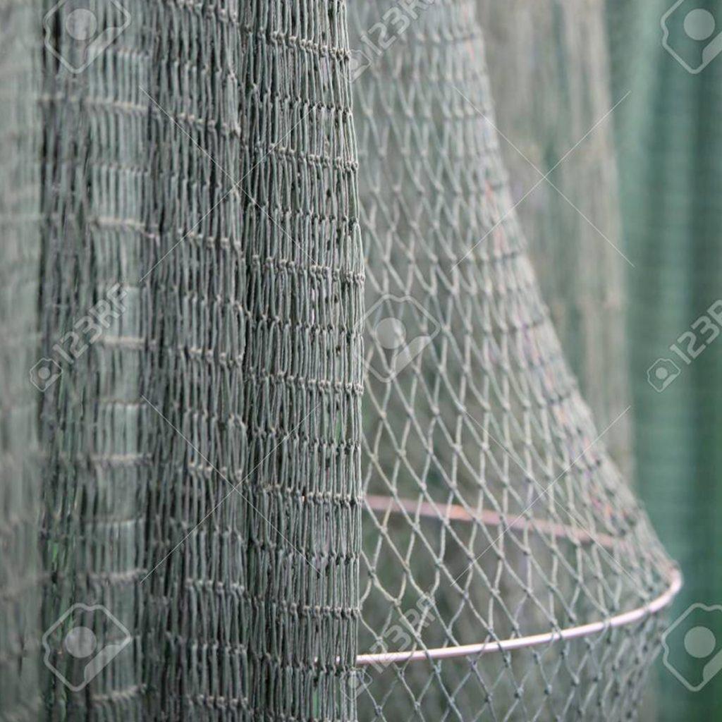 Braided PE Ocean Net Netting and Twine